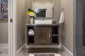 Sinks For Small Bathrooms by Small Bathroom Vanities Hgtv