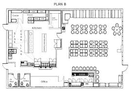 plan cuisine 11m2 small restaurant square floor plans every restaurant needs