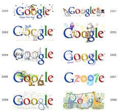 new google homepage design doodle 4 google