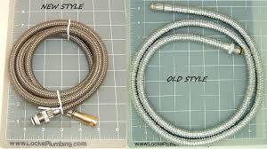 kitchen faucet hose retractable kitchen faucet hose ppi blog