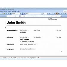 Microsoft Templates Resume Wizard Valuable Inspiration Resume Wizard 15 Resume Templates For