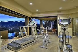 luxurious designing gym room in home 2364 gallery photo 4 of 10