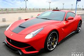ferrari f12 back dmc tuning gives ferrari f12 berlinetta a thorough makeover