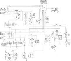 yfm400fwn wiring diagrams yamaha big bear 4wd atv