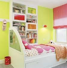 chambre fille vert chambre enfant en vert pour une atmosphère
