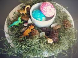 dinosaur easter eggs how to make dinosaur eggs recipe snapguide