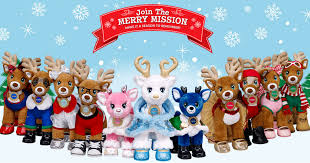 build a merry mission reindeer only 17 50 each when you buy