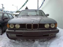 1988 bmw 7 series 1988 bmw 7 series 735i 735i automatic sedan 4 dr blue for 2999 in