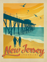 fantastic new jersey poster and creative ideas of online buy