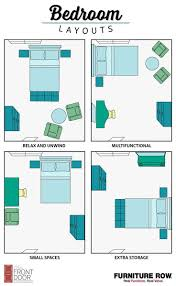 Bedroom Layouts For Teenagers by Best 25 Small Bedroom Layouts Ideas On Pinterest Bedroom