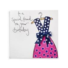 to a special friend handmade birthday card 3 99 a great range