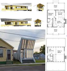 Shotgun Floor Plans Shotgun Style Historic Small Plan Homes Have No Hallways