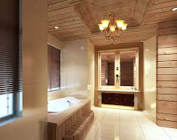 bathroom ceiling ideas uncategorized wooden decoration bathroom ideas home design
