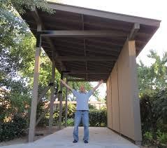 carport with storage house plans