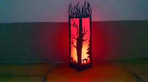 our creative chaos u0026 coffee diy halloween lantern