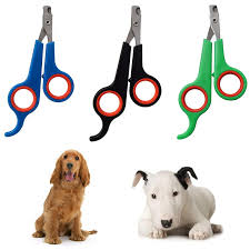 Pet Safety Claw Nail Scissors Cutter Dogs & Cats Nail Clippers and