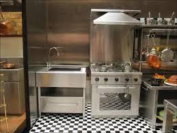 kitchen rolling kitchen island kitchen island with trash bin
