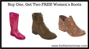 buy s boots jcpenney buy one get two free s boots