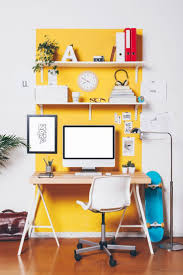 Office Ideas Best 25 Bright Office Ideas On Pinterest Colorful Furniture