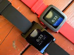 black friday pebble watch pebble time offers low budget apple watch alternative tidbits