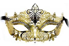 masks for masquerade party gold metal masquerade party mask masquerade express