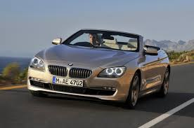 bmw 6 series convertible review 2012 bmw 650i convertible review