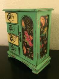Jewelry Armoire Vintage Little Jewelry Armoire U2013 Abolishmcrm Com