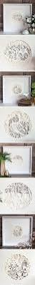 reasonable home decor 25 unique paper wall decor ideas on pinterest diy wall flowers