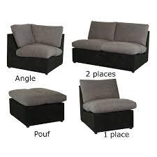 canapé d angle composable canape d 39 angle modulable canape d angle composable wiblia com