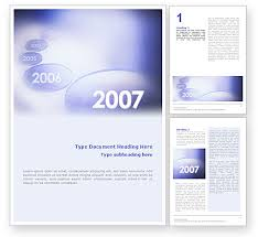 milestone word templates design download now poweredtemplate com