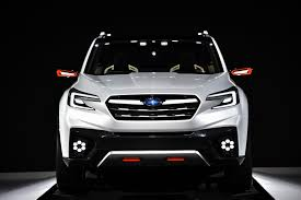crossover cars 2018 subaru u0027s new 3 row crossover that replaces tribeca is coming in 2018