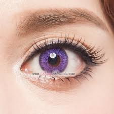 light blue cosplay contacts gbt violet circle lenses colored contacts pinkyparadise