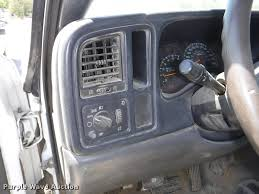 2004 chevrolet silverado 3500 flatbed pickup truck item k5