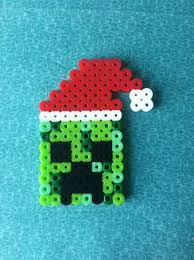 perler bead minecraft creeper by geektasticcrafts 2 25