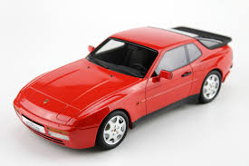 porsche 944 ls collectibles porsche 944 turbo s pre order 1 18 red ls023b