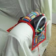 Armchair Caddy Organizer Americana Sewing Caddy Handwork Organizer
