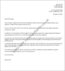 an exle of a cover letter for a resume cv covering letter uk pertamini co