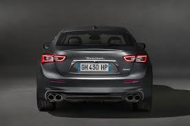 new maserati ghibli maserati ghibli facelift revealed with more powerful turbo v6