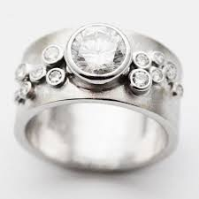 modern wedding rings best 25 modern engagement rings ideas on modern