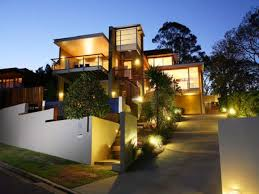 Modern House Exterior by Backgrounds Exterior Lighting Fixtures Wall Mount For Modern House