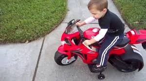 cbr bike on road price honda cbr motorcycle ride on toys youtube