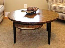 10 inch round side table inch round coffee table awesome simple ideas 42 wood pertaining to