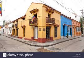 spanish colonial houses architecture cartagena de indias