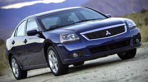 mitsubishi galant 2009 youtube