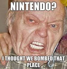 Old Fart Meme - nintendo