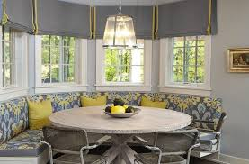 dining room valance valances for bay dining room transitional with wood floor wooden