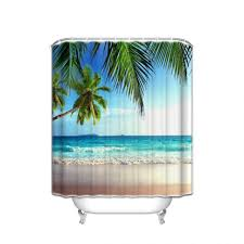 curtains beach cottage bathroom ideas pictures of beach themed