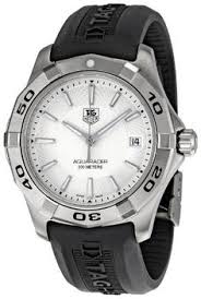 tag heuer black friday deals tag heuer men s wau1110 ft6024 formula 1 black dial black rubber