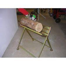 Log Saw Bench Log Saw Horse Garden U0026 Patio Ebay