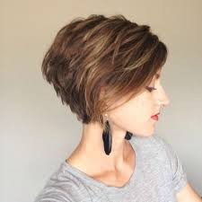graduated layered blunt cut hairstyle best 25 graduated haircut ideas on pinterest long graduated bob